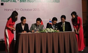 Bệnh viện Hồng Ngọc hợp tác với Thái Lan ứng dụng công nghệ điều trị hiện đại