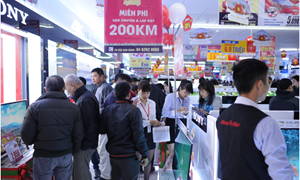 MediaMart khai trương siêu thị điện máy thứ 20 tại Hà Nội