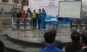 Karofi tận tâm vì tương lai Việt