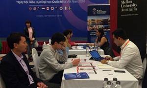 Ngày hội Giáo dục Đại học Quốc tế tại Việt Nam năm 2016
