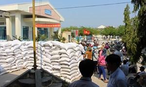 Không để người dân thiếu đói mùa giáp hạt