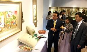Kỷ niệm 10 năm thành lập Trung tâm Văn hóa Hàn Quốc tại Việt Nam