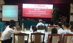 Kêu gọi tăng cường viện trợ cho Hội nghị bổ sung lần thứ 5 của Quỹ Toàn cầu