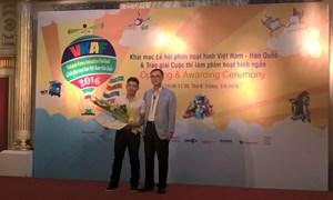 Góp phần đưa thị trường phim hoạt hình Việt Nam ra thế giới