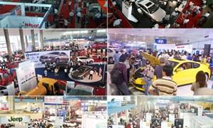 Xu hướng tiêu dùng thể hiện rõ nét tại Vietnam Auto Expo 2016