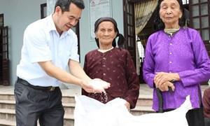 Gần 700 tấn gạo hỗ trợ nhân dân Cao Bằng mùa giáp hạt