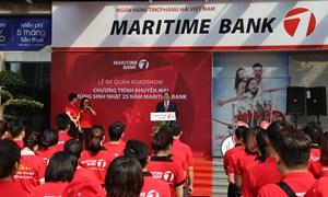 """Maritime Bank kích hoạt chương trình """"Cảm hứng lan tỏa, ưu đãi chan hòa"""""""