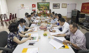 Đánh giá cao công tác đào tạo và tuyên truyền của Đảng bộ Bộ Tài chính