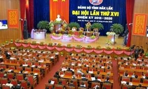 Đắk Lắk: Xác định trọng điểm và các khâu đột phá trong thực hiện Nghị quyết Đại hội XII của Đảng