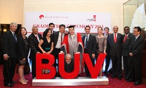 BUV 4 năm liền nhận giải thưởng Rồng Vàng và Thương hiệu mạnh