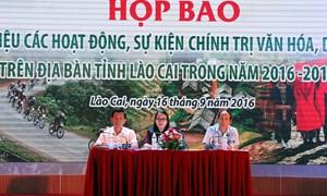 Đánh dấu bước phát triển mới, vươn lên mạnh mẽ của Lào Cai
