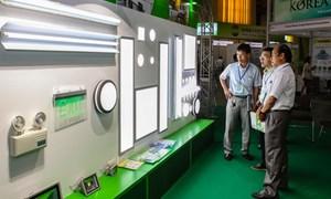 Khai mạc triển lãm lớn nhất về đèn LED và thiết bị chiếu sáng