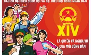 Quy trình hiệp thương, giới thiệu người ứng cử đại biểu Hội đồng nhân dân các cấp