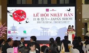 Lễ hội hàng Nhật Bản tại Hệ thống siêu thị Fivimart