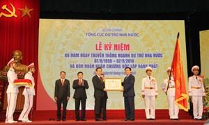 Dự trữ Quốc gia chung sức, đồng lòng vượt qua khó khăn, hoàn thành tốt nhiệm vụ được giao