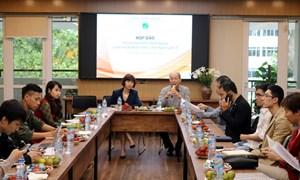 Kiến trúc sư Việt Nam hướng tới Diễn đàn cấp cao APEC 2017