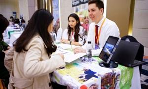 Ngày hội Giáo dục Đại học Quốc tế tại Việt Nam năm 2017