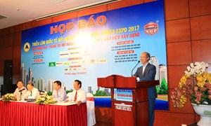 300 doanh nghiệp tham gia Vietbuild Hà Nội 2017