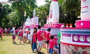 Lần thứ 2 thương hiệu Mamamy ra mắt sản phẩm Vùng đất Tò Mò