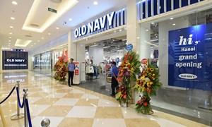Việt Nam - thị trường thứ 8 Old Navy lựa chọn mở rộng hoạt động nhượng quyền