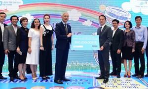 Amway ký kết thỏa thuận hợp tác hỗ trợ cho 17 Làng trẻ em SOS Việt Nam