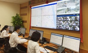 Transerco ra mắt Trung tâm điều hành xe buýt thông minh