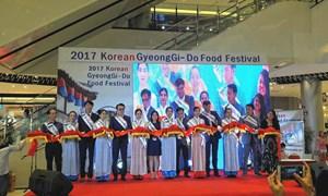 Quảng bá sản phẩm nông sản của Gyeonggi-do (Hàn Quốc) tại Việt Nam
