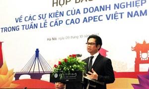 1.200 CEO hàng đầu khu vực sẽ tham gia APEC CEO Summit