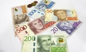 Thụy Điển tiến tới không dùng tiền mặt