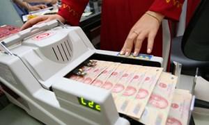 Tổng dư nợ đối với nền kinh tế tăng gần 13%