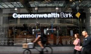 Australia: Một ngân hàng bị cáo buộc thực hiện hơn 50.000 vụ rửa tiền