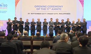AMMTC11: Tìm giải pháp ngăn chặn tài trợ khủng bố