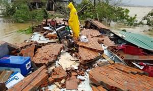 Hơn 4 triệu USD giúp Việt Nam khắc phục hậu quả cơn bão Damrey