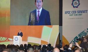 Cùng chung tay hiện thực hóa mục tiêu cao nhất của hợp tác APEC