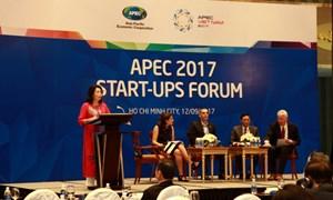 APEC chung tay phát triển khởi nghiệp đổi mới sáng tạo