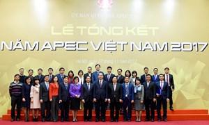 Năm APEC 2017 thành công - Mở ra thời kỳ phát triển mới đầy xung lực