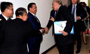 Ghi nhận về nỗ lực hỗ trợ của OECD với Bộ Tài chính Việt Nam