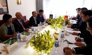 Tăng cường hợp tác giữa IMF và Bộ Tài chính Việt Nam