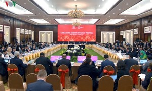Khai mạc hội nghị mở đầu Tuần lễ Cấp cao APEC 2017