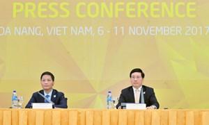 Thống nhất các văn kiện mang tính định hướng chiến lược cho hợp tác APEC