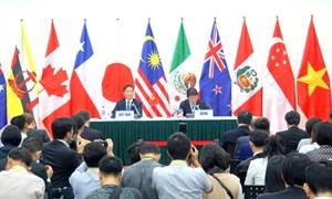 Công bố tên gọi mới của Hiệp định TPP