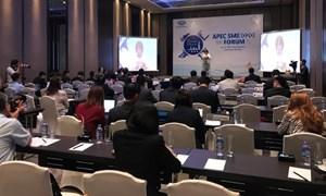 Khai mạc Tuần lễ Hội nghị Bộ trưởng doanh nghiệp nhỏ và vừa APEC