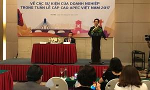 Nhiều sự kiện của doanh nghiệp sẽ diễn ra trong Tuần lễ cấp cao APEC