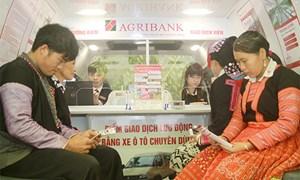 Điểm giao dịch lưu động Agribank: Kênh dẫn vốn hiệu quả tới vùng sâu, vùng xa