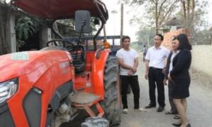 Agribank kiên định mục tiêu đầu tư phát triển xây dựng nông thôn mới bền vững