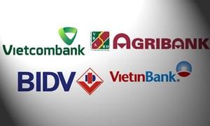 """""""Big 4"""" ngân hàng Việt có chỉ số hiệu quả truyền thông lớn nhất năm 2017"""