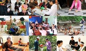 Hơn 212 nghìn tỷ đồng dành cho xây dựng nông thôn mới và giảm nghèo bền vững
