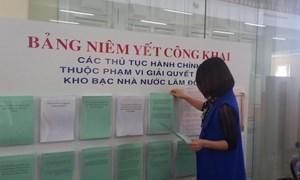 Kho bạc Nhà nước Lâm Đồng: Điều tiết và kiểm soát ngân sách chặt chẽ, chính xác, đúng quy định