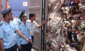 Để Việt Nam không trở thành bãi rác của thế giới