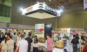 VietnamPrintPackFoodtech 2018 thu hút sự tham gia của hơn 380 doanh nghiệp